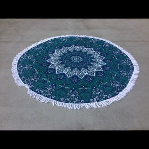 Other - 🏖⭐️beach picnic Spread Tapestry Mandala multiuse